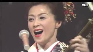 Jonkara Onna Bushi with English Subtitles (じょんから女節 / 長山洋子) 長山洋子 検索動画 14