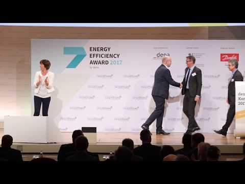 dena-Kongress 2017: Energy Efficiency Award