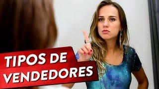 TIPOS DE VENDEDORES