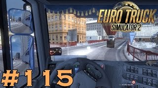 Euro Truck Simulator 2 | #115 | In Litauen! [FullHD|German|Mods]