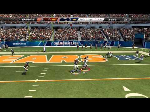 Madden 25 :: XBOX ONE Gameplay :: 1 YARD! - Browns Vs. Bears - Online Gameplay XboxOne