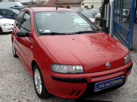 fiat punto sporting 1 2 16v youtube. Black Bedroom Furniture Sets. Home Design Ideas