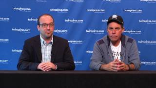 TURF TALK: 2017 Kentucky Derby Clocker Edition, episode 6 (Wednesday)