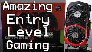 Gaming X GTX 1050 - Amazing for CS:GO & DOTA!