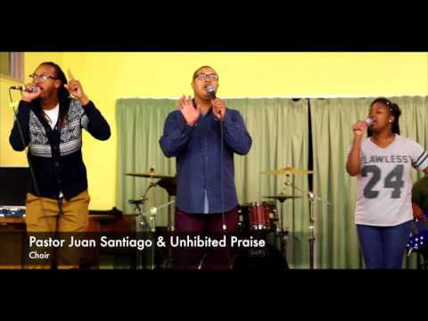 Pastor Juan Santiago & JPA live performance - Worship Night at Goldsmiths University of London.