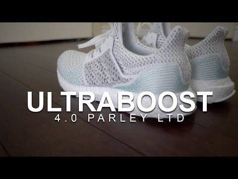 Adidas Ultraboost X Parley Tested for Performance