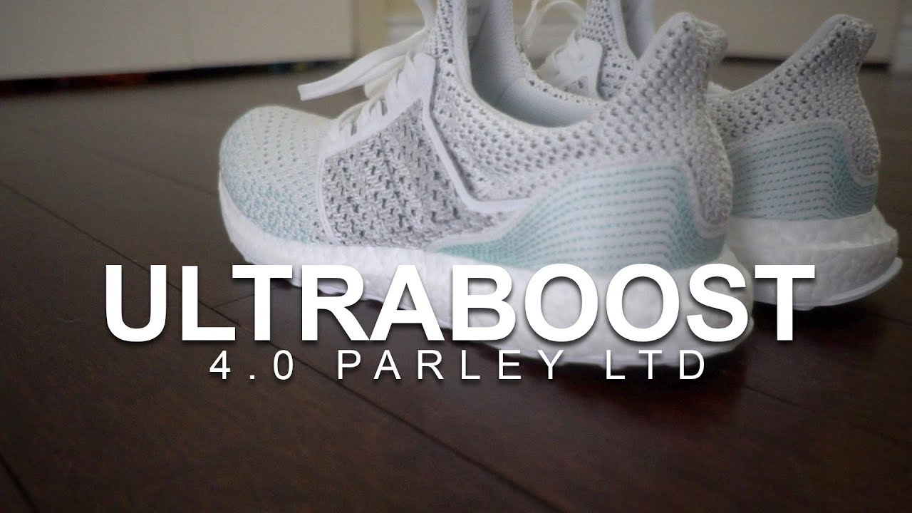 cce2152ca ADIDAS ULTRABOOST 4.0 PARLEY LTD - 7 MILE TEST RUN AND FIRST IMPRESSIONS