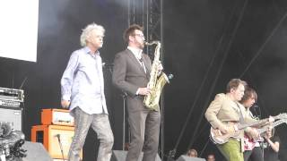 Boomtown Rats - Rat Trap (live at Latitude Festival 2015)