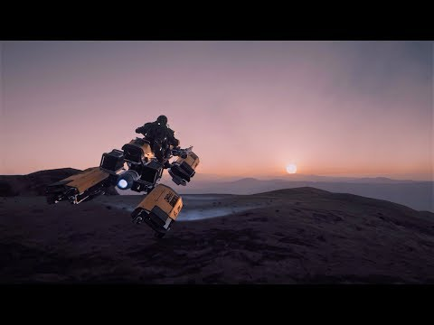Star Citizen 3.0  The Expanding Universe cinematic