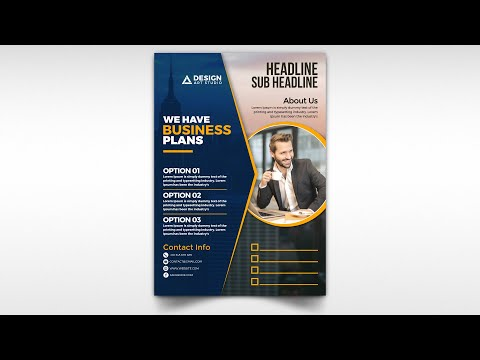 Business Brochure Design Illustrator Tutorial thumbnail