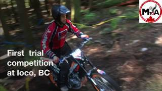 First Superstars Competition at Ioco, BC