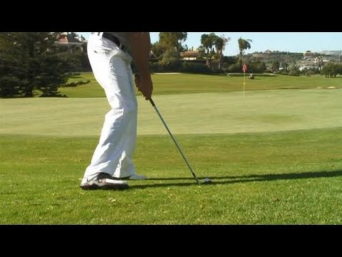 How To Do A Better Downhill Chipping Technique