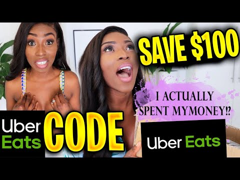 Free UBER EATS Food! 🍔 How To Get Free Uber Eats Promo CODES!