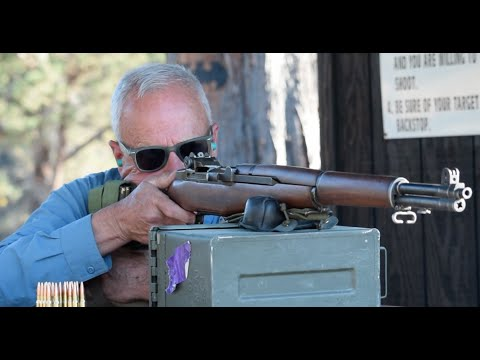 OLD RIFLE SCHOOL WITH CLINT SMITH