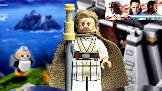 LEGO Star Wars 75200 Тренировки на островах ЭЧ-ТО Обзор