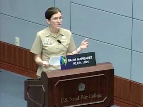 ILD 2012 | Rear Adm. Peg Klein: U.S. Cyber Command
