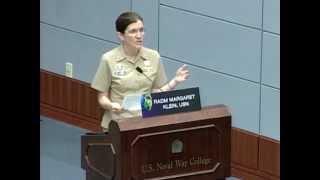 ILD 2012   Rear Adm. Peg Klein: U.S. Cyber Command