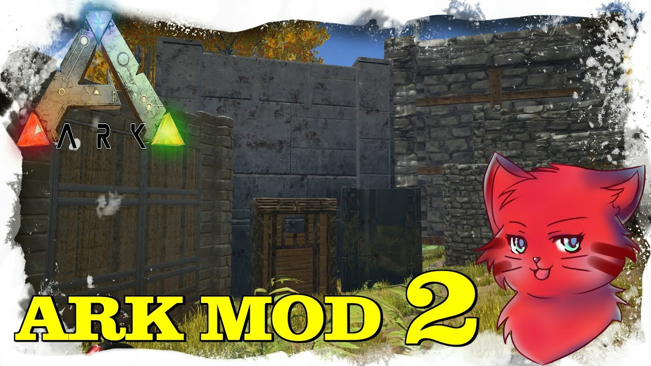 Big walls mod 2 ark survival evolved youtube big walls mod 2 ark survival evolved malvernweather Image collections