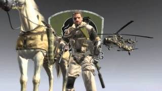 MGSV: TPP - Freedom of Infiltration Gameplay Demo