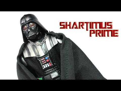Star Wars Darth Vader Black Series 6 Inch Toy Action Figure Review