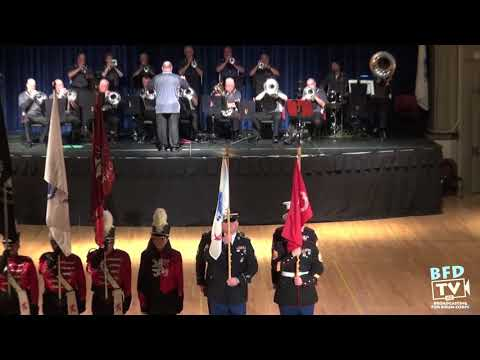 The Defenders Concert Corps @ 2017 Plymouth Show Home Town Thanksgiving - BFDTV