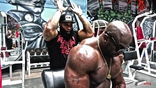 Monster Tricep Workout - Kali Muscle + CT Fletcher | Kali Muscle