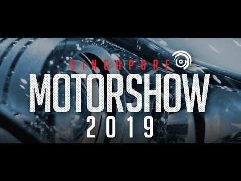 sgCarMart @ the Singapore Motor Show 2019