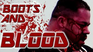 """Powerlifting Motivation - """"BOOTS AND BLOOD"""" - StaneTMI"""