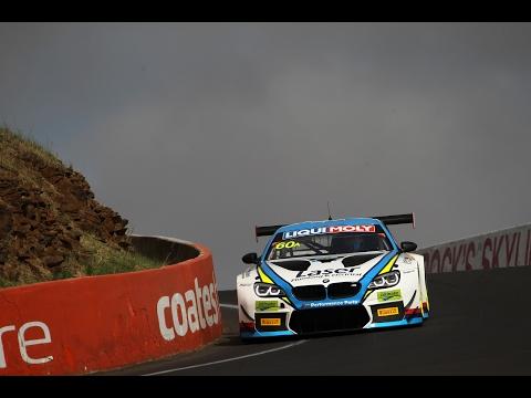 Let's rock the mountain - BMW Motorsport.