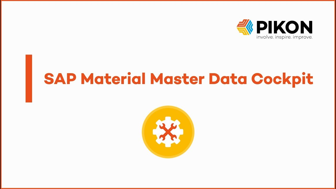Analyse, maintain, cleanse and correct your SAP Material