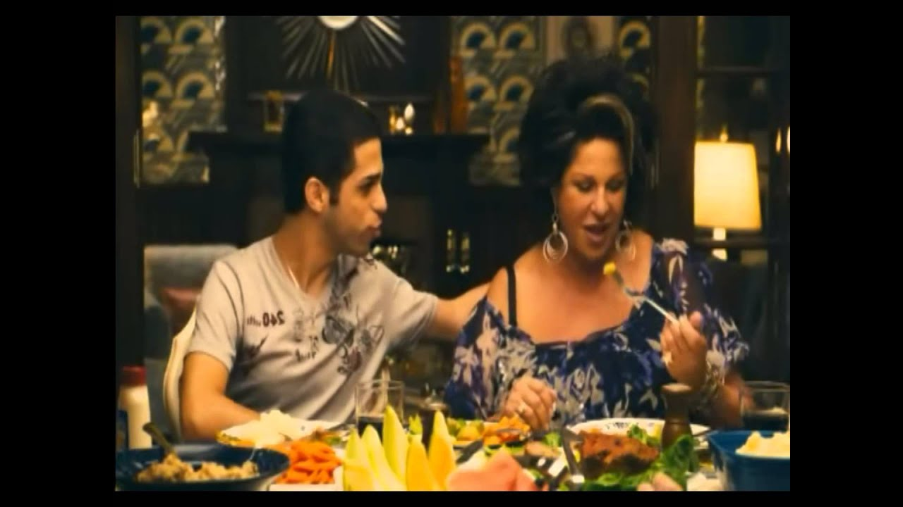 Zohan sex with michels mom