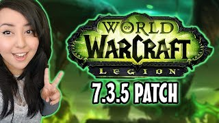 World of Warcraft Leveling + PvP +Fun! Patch 7.3.5