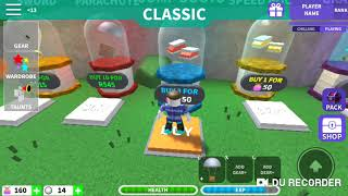 Party on roblox on a well tro game