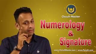 Numerology & Signature by Rahul Kaushl (Occult Master)