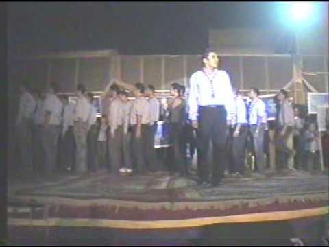 حفل الكشافة - كنيسة مارمينا شبرا - 2009 - ج1