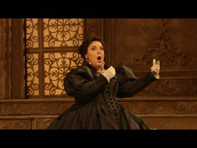 LItaliana In Algeri Trailer The Metropolitan Opera