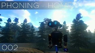 Phoning Home [002] [Ganz allein im Wald] [Deutsch German] thumbnail