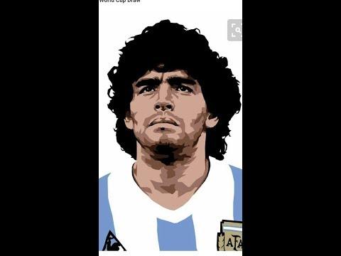 """Diego Maradona: """"Estrella De Los 80""""  (1986) SIN Spanish International Network"""