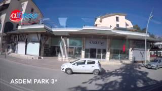 видео ASDEM PARK 3*+