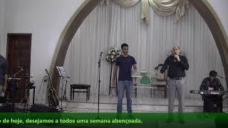 Culto de Oração 22-09-2020
