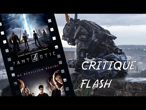 Critique Flash : CHAPPiE [feat Critical Mecha]