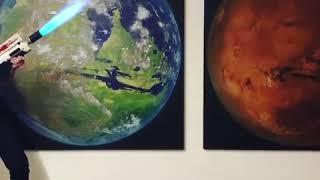 Илон Маск показал огнемет
