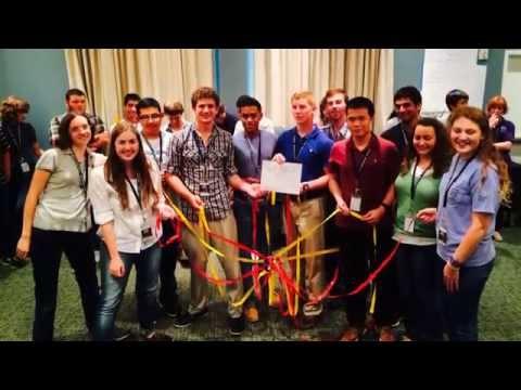 NASA High School Aerospace Scholars Program 2014 - Week 1, White Team