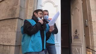 Avallon (89) : La mobilisation des salariés après l'annonce de la fermeture de l'usine SKF.