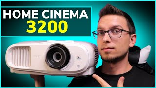Epson Home Cinema 3200 4K Projector Full Review | Future Best Seller?