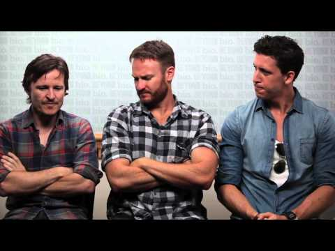Josh Lawson, Damon Herriman, & T.J. Power talk THE LITTLE DEATH at TIFF