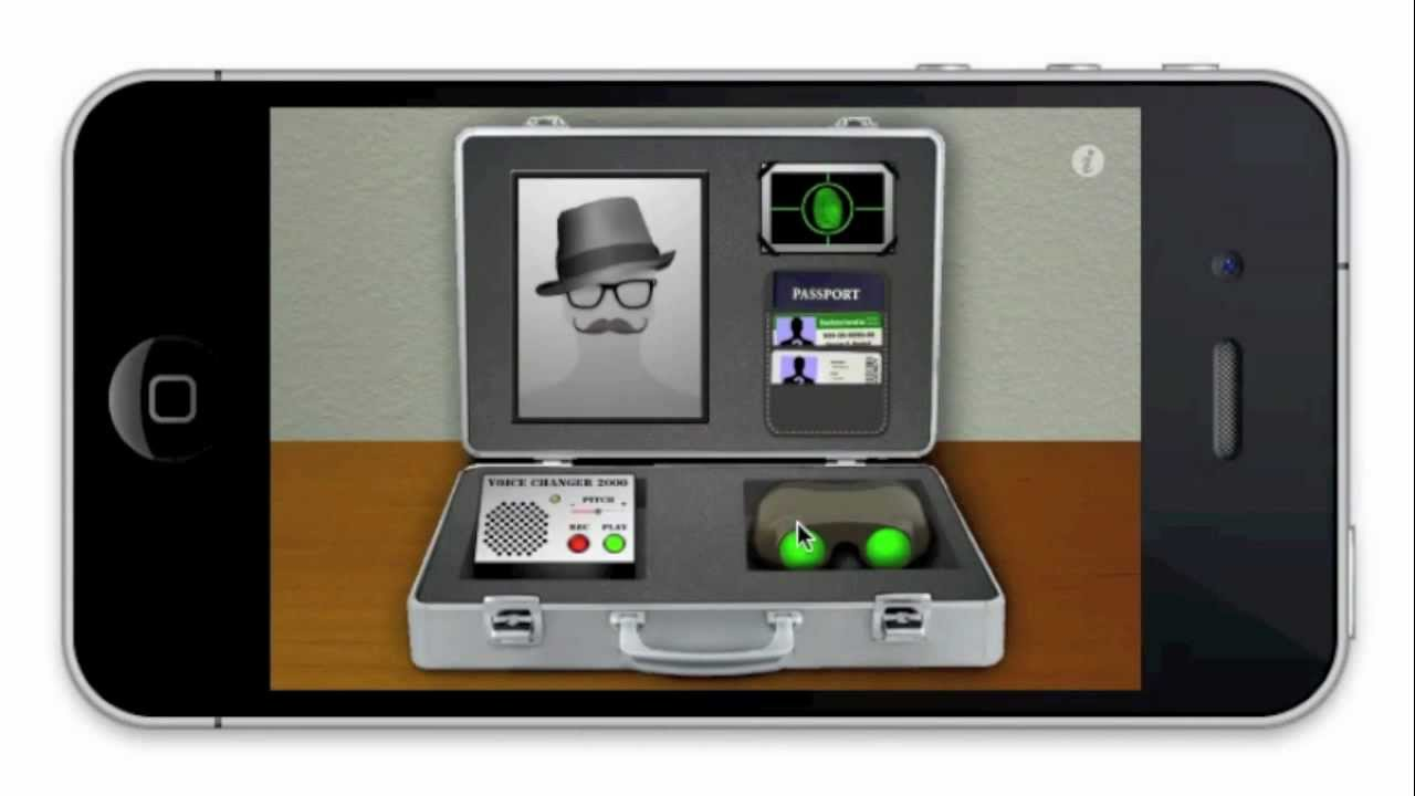 spy kits for iphone