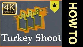 Call of Duty: Black Ops 3 - Turkey Shoot accolade