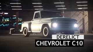 Need for Speed Payback Derelict Chevrolet C10 Pickup Part Locations