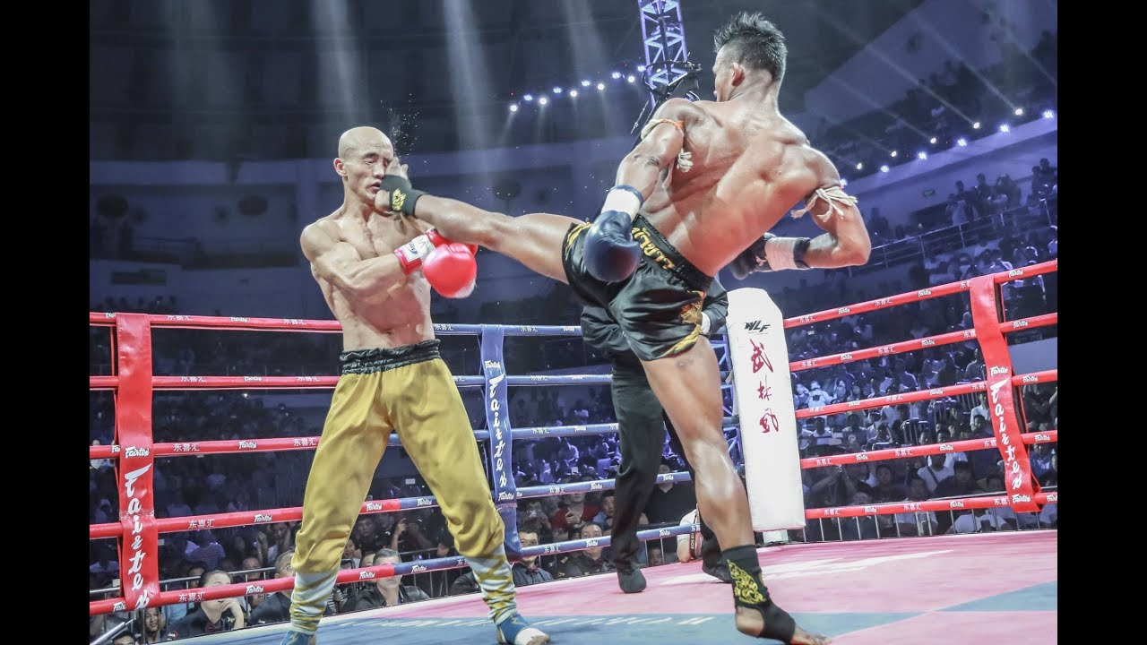 how to help prepare a fighter muay thai